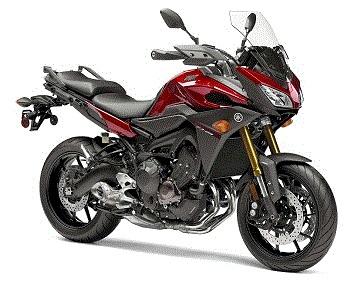 Yamaha Tracer 900cc